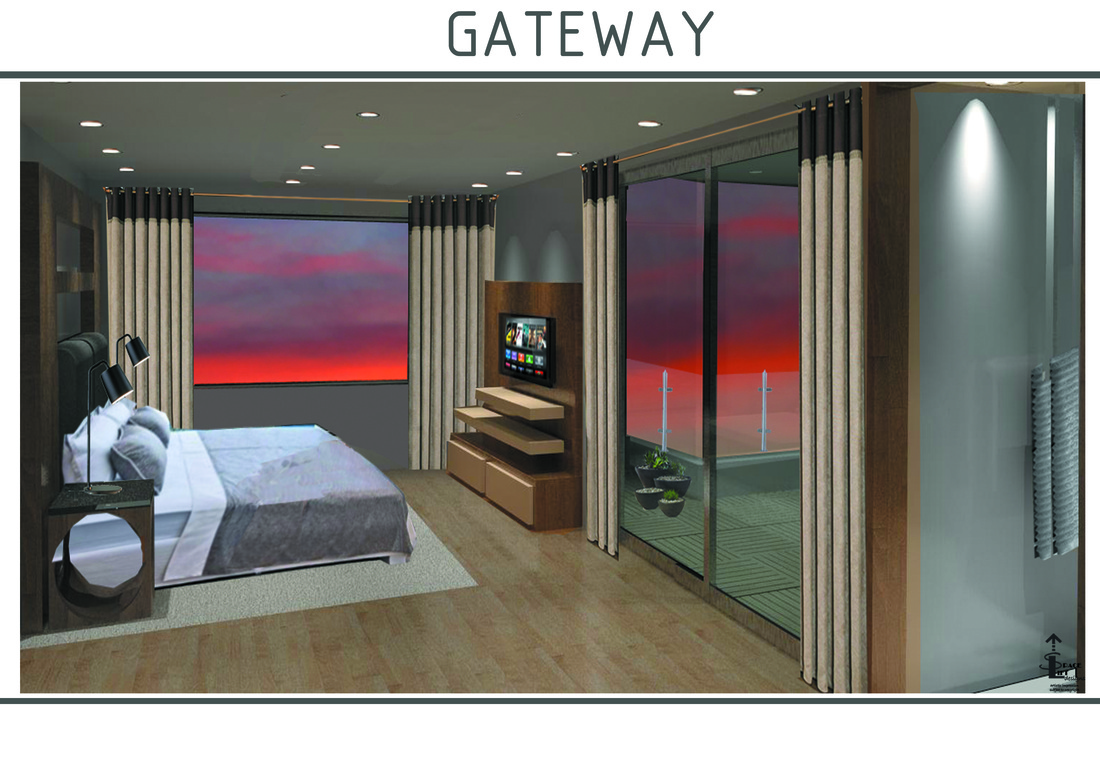 Gateway Residential Development Space Lift Design